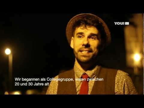 Rend Collective Experiment Interview 2012