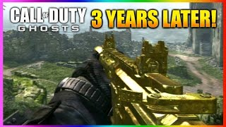 Call of Duty Ghosts 3 Years Later