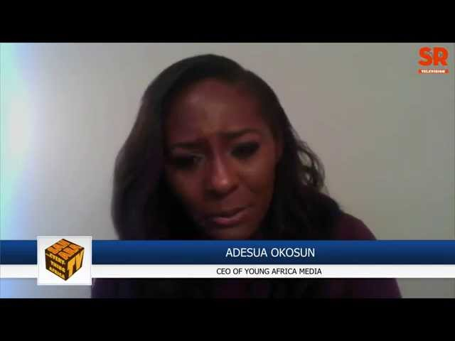 Adesua Okosun Speaks To SaharaTV About Young Africa Media