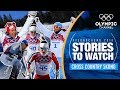 Cross Country Stories to Watch at PyeongChang 2018 | Olympic Winter Games MP3