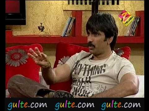 Gulte.com - Lakshmi Talk Show With Ravi Teja