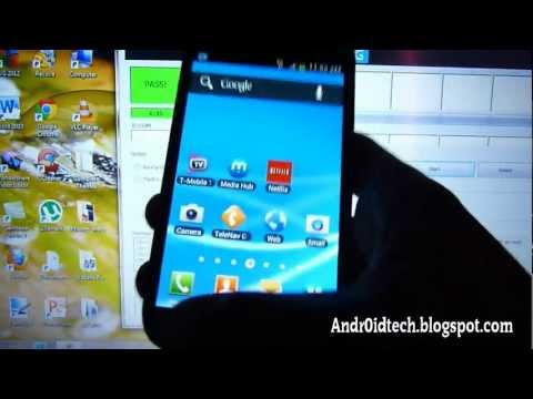 How to Unbrick Samsung Galaxy S2 / S II T989 Phone To Ice Cream Sandwich