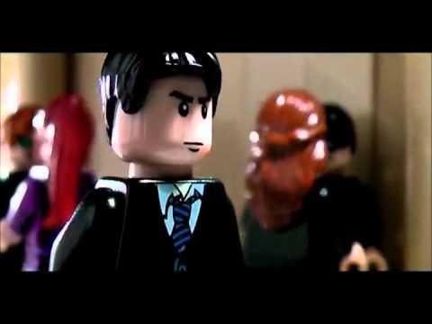 Batman: El Caballero De La Noche Asciende Trailer 2 (Español Latino/Lego Stop Motion)