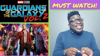 SUBSCRIBER GIVEAWAY | GUARDIANS OF THE GALAXY VOL.2 MOVIE REVIEW (NO SPOILERS)
