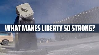 What Makes Liberty Safes So Strong?
