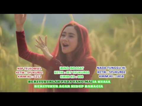 Download Lagu Bersyukurlah - Cita Citata karaoke MP3 Free
