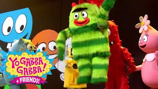 Yo Gabba Gabba! Family Fun - Just Dance Kids | There's a Party in my City