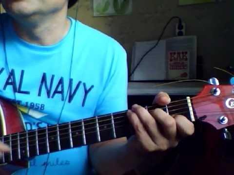 Нежданная любовь (Стас Михайлов) Аккорды на гитаре