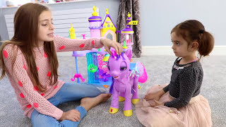 MAGICAL PRINCESS TWILIGHT SPARKLE Giant Talking Toy