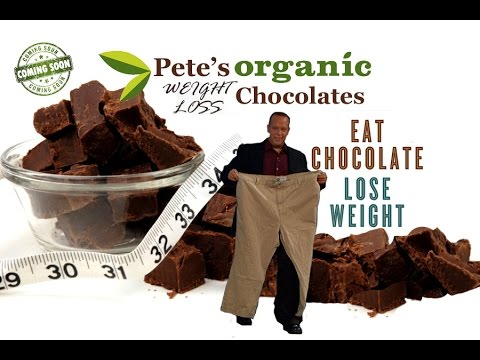 Eat Chocolate and Lose Weight with Pete Ajello