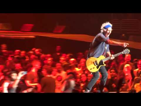 "The Rolling Stones ""Sympathy For The Devil"" May 3, 2013 Los Angeles Staples Center"