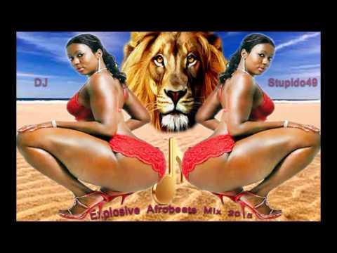 Explosive Naija Afrobeats Mix 2015 Nonstop *DJ Stupido49*