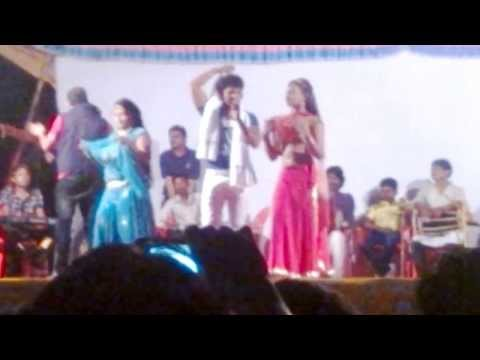 Khesarilal Yadav Stage Show In Nov.2013 video