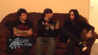 LOVE AND DEATH (Brian Welch And Dan Johnson) Interview