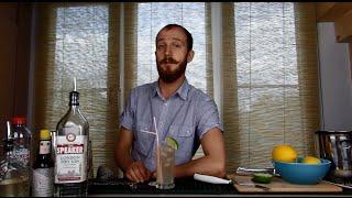 Джон (Том) Коллинз - классический рецепт коктейля