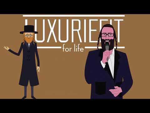 LUXURIEFIT Socks animation clip | Sock