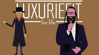 LUXURIEFIT Socks animation clip
