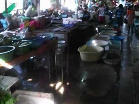 Bangkok Thewet the market – 5 octobre 2012