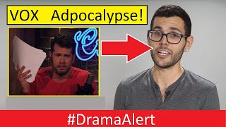 "Vox tries SHUT DOWN Steven Crowder Channel for ""Mean Names"" #DramaAlert"