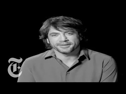 Javier Bardem Interview | Screen Test | The New York Times