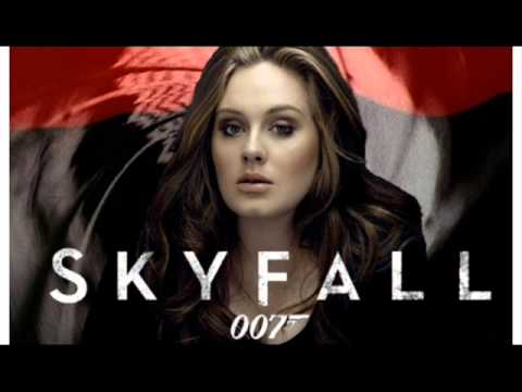 Adele - Sky Fall video