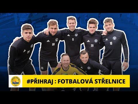 Fotbalová střelnice ze Zlína