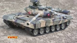 Heng Long RC T90-S tank