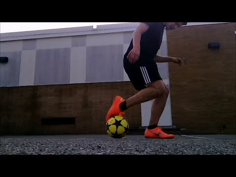 Advanced 25 Soccer Tricks Tutorial