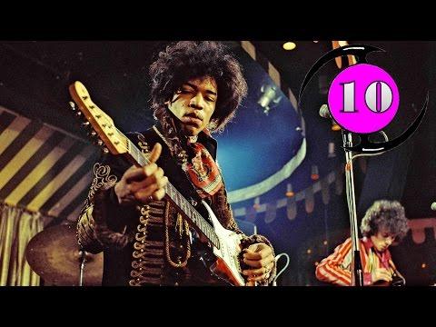 10 สุดยอดมือกีตาร์ที่ดีที่สุดในโลก / Top 10 guitarists Best in the world