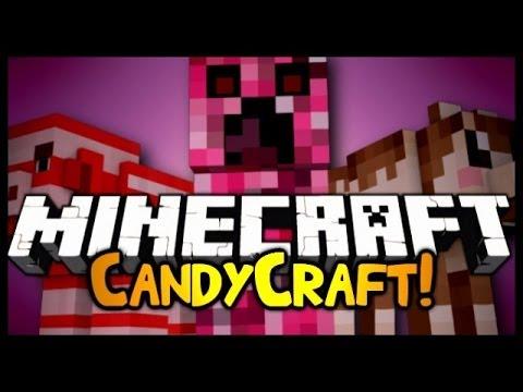 Minecraft: Mod Showcase - CANDYCRAFT! (1.6.4)