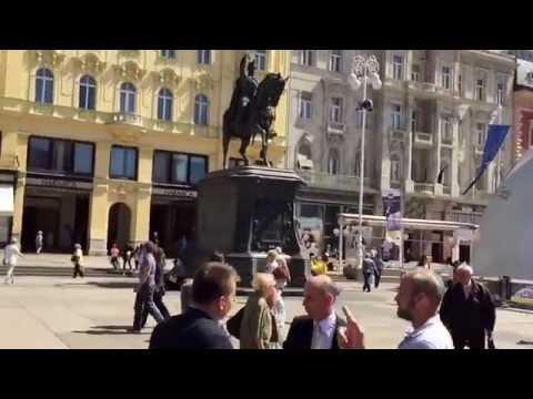 Talui Croatia Style : Zagreb Half Day Trip