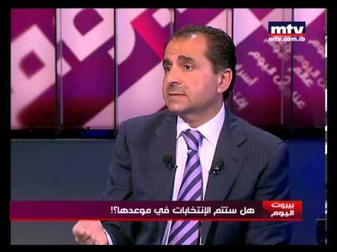 Beirut El Yaoum - Ali Hamdan 10 Feb 2013
