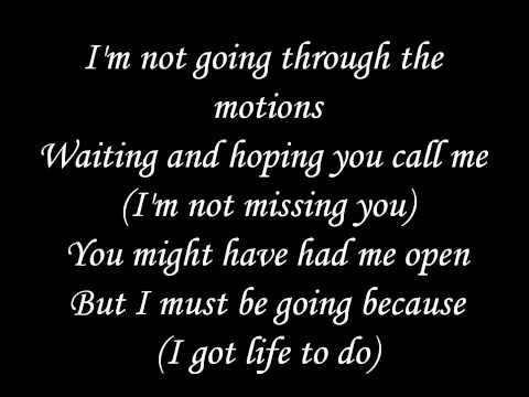 Download Lagu STACIE ORRICO - i'm not missing you (Lyrics) MP3 Free