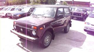 2011 Lada Niva 4x4.Start Up, Engine, and In Depth Tour.