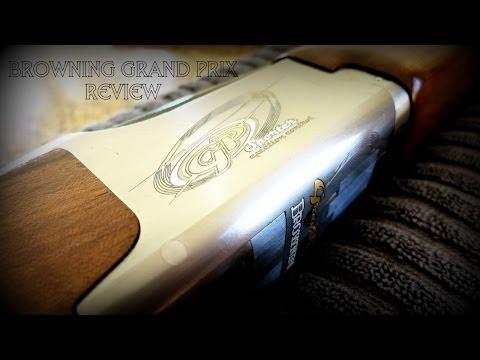 Browning Grand Prix Shotgun Review