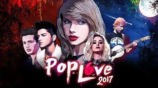 PopLove 6 | ♫ MASHUP OF 2017 | By Robin Skouteris (75 songs)