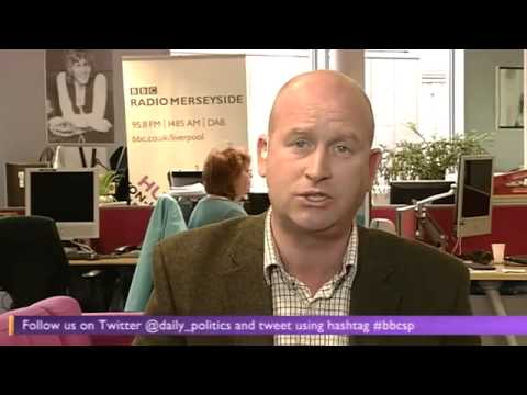 BBC Sunday politics- UKIP Paul Nuttall MEP versus Green Caroline Lucas MP, April 2013