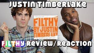 Download Lagu Justin Timberlake - Filthy (Review/Reaction) Gratis STAFABAND