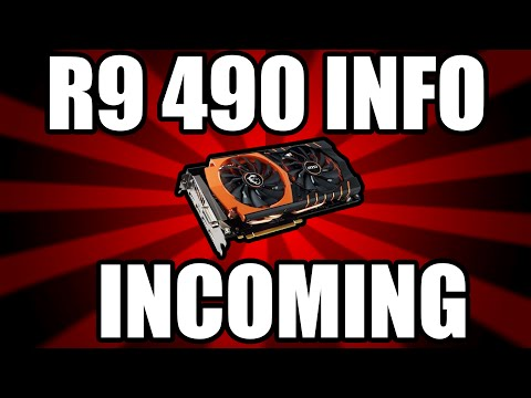 AMD Polaris Update: R9 480X & R9 490 Details Incoming!