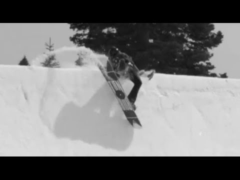 Triple Cork in a Halfpipe - Shaun White