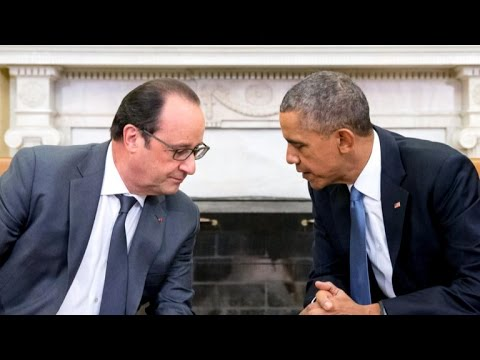 Hollande meets with world leaders to escalate fight against ISIS