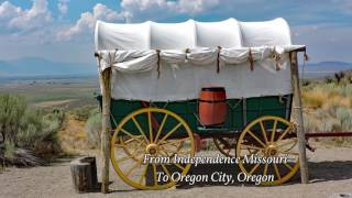 Wagons of the Oregon Trail
