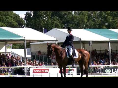 Land Rover Burghley Horse Trials 2012 Preview