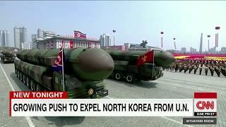 Senator pushing to expel North Korea from United Nations