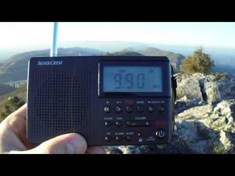 9900 khz - VOA  Radio Ashna - Iranawila ( Sri Lanka)