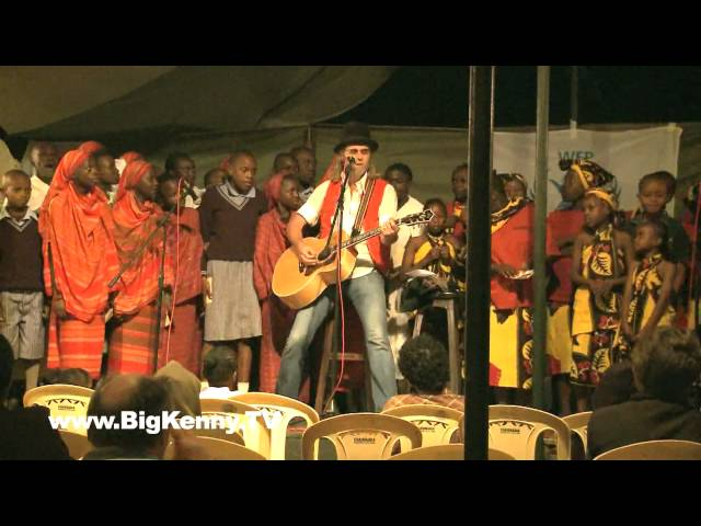 Big Kenny debuts &quot;Heart of Africa&quot; July 11th, 2010
