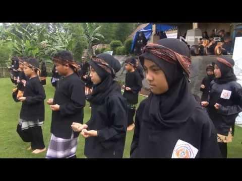 Net17 - Ratusan Pendekar Pencak Silat Sunda Buhun Berkumpul Di Kampung Kabuyutan video