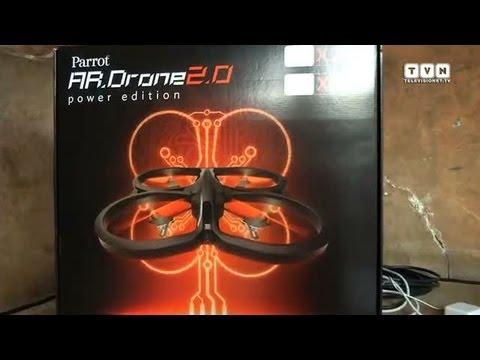 AR. Drone 2.0 Power Edition - Il nuovo quadricottero di Parrot