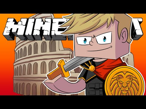 Minecraft Youtuber Hunger Games Colosseum Speciall!