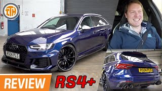 530hp ABT Audi RS4+ review ft. Shmee150!